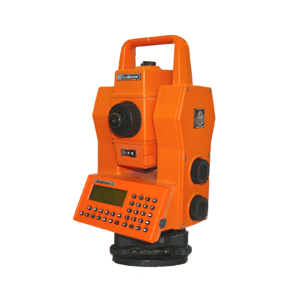 Geodimeter 640 totalstation, begagnad